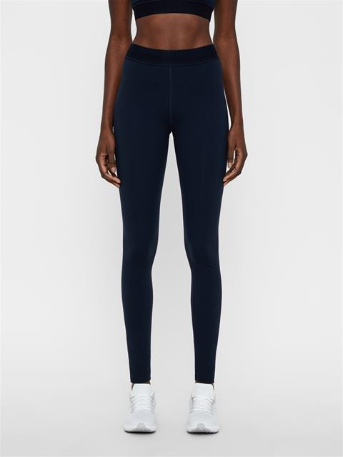 Womens Marisa Compression Leggings JL Navy