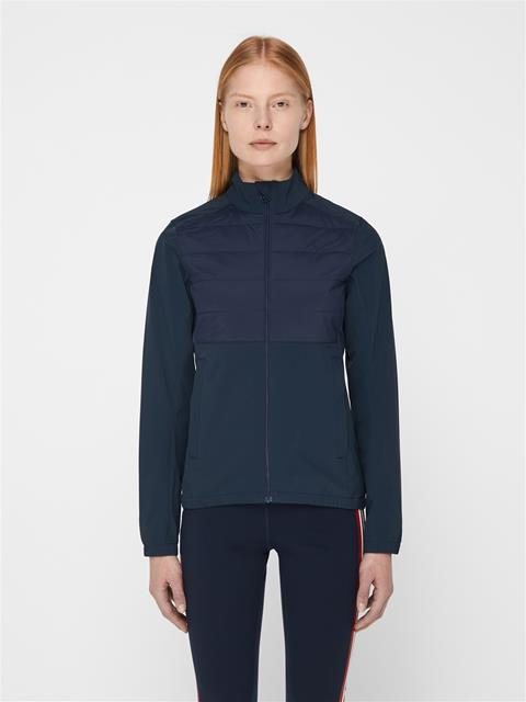 Womens Season Hybrid Jacket JL Navy