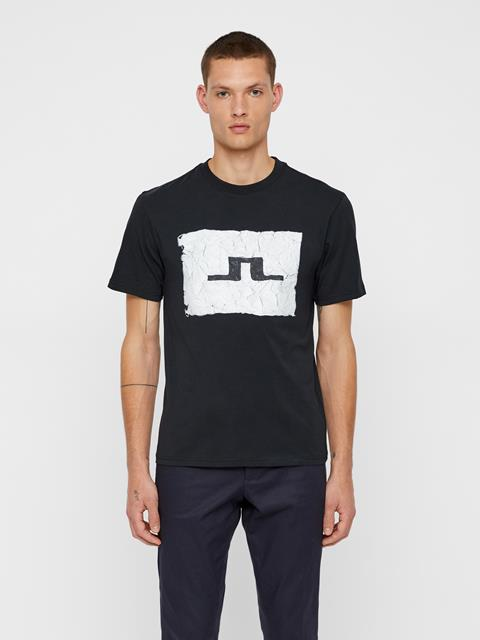Mens Jordan Distinct T-shirt Black/white