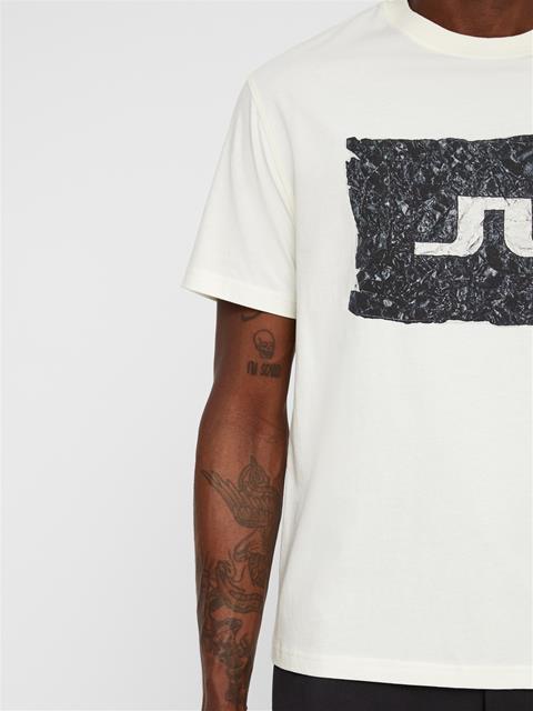 Mens Jordan Distinct T-shirt White/black