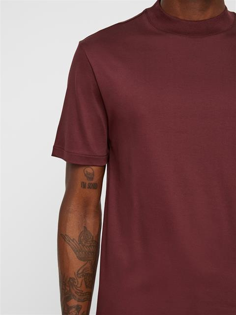 Mens Ace T-shirt Dark Mocca
