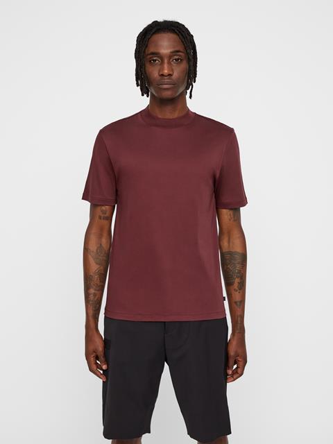 Mens Ace T-shirt Dark Mocca