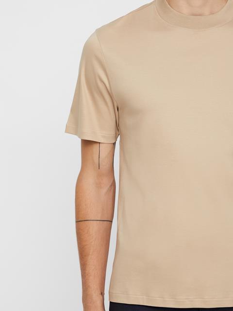 Mens Ace T-shirt Oxford Tan
