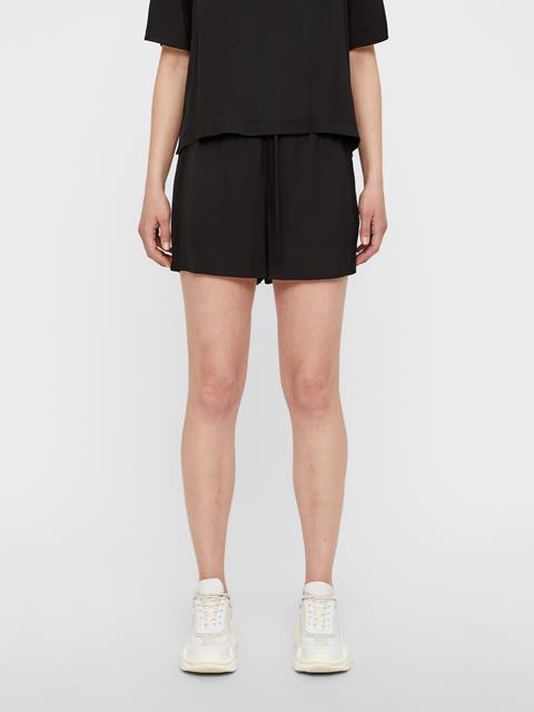 Nova Liquid Satin Shorts