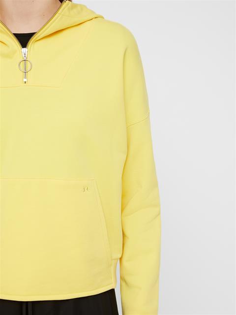 Womens Althea Sweatshirt Butter Yellow