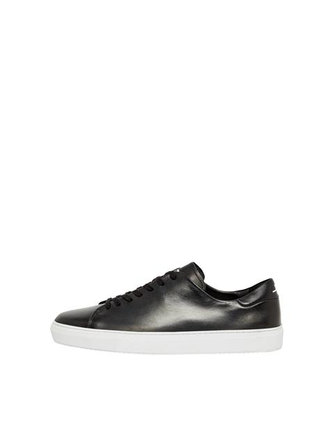 Mens Low-top Sneakers Black