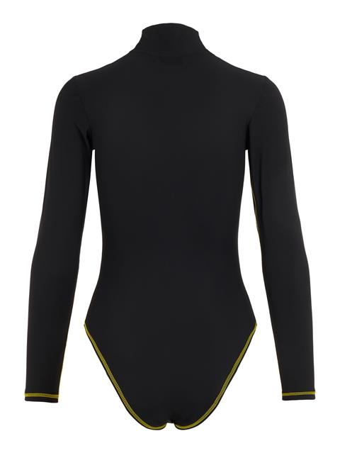 Womens Dominica Tech Body Suit Black
