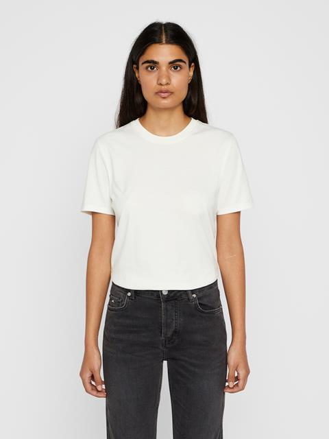 Womens Monique T-shirt Cloud Dancer