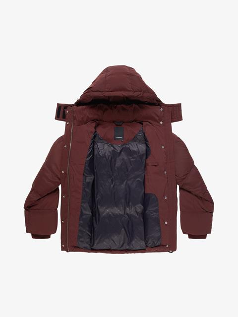 Womens Sloane Down Jacket Dark Mocca