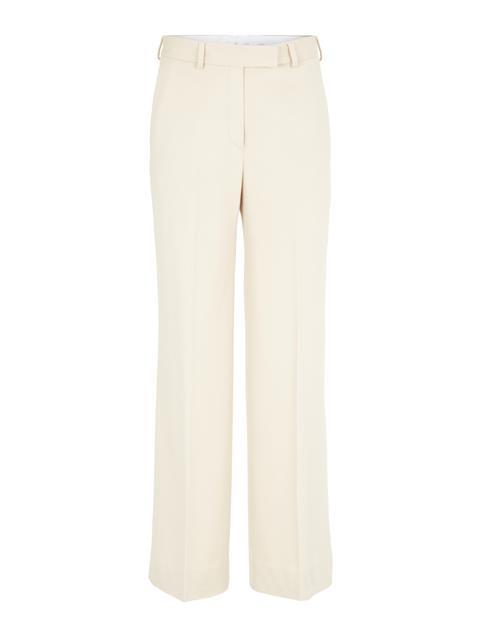 Womens Kori Flannel Pants Oxford Tan