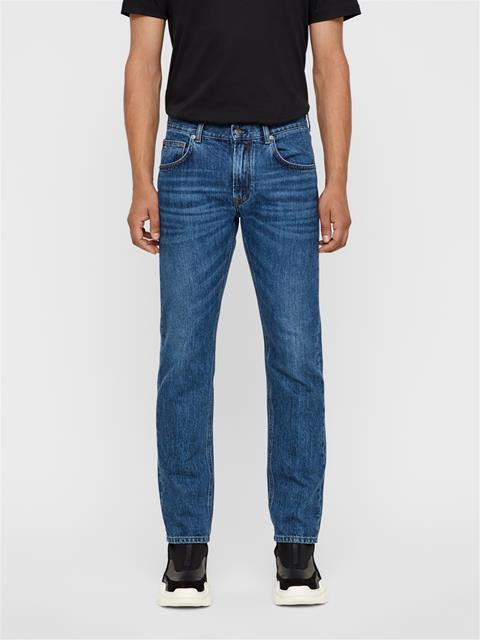Mens Tom Jeans - Calgary Mid Blue
