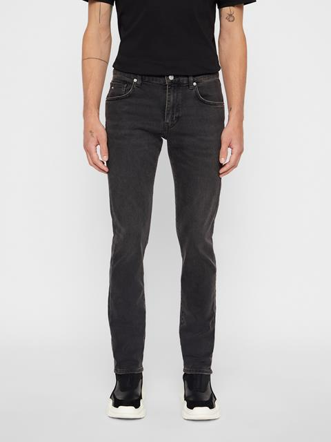 Mens Jay Jeans - Khol Black