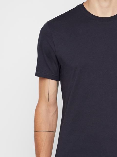 Mens Silo Jersey T-shirt JL Navy
