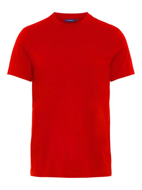 Mens Silo Jersey T-shirt Racing Red