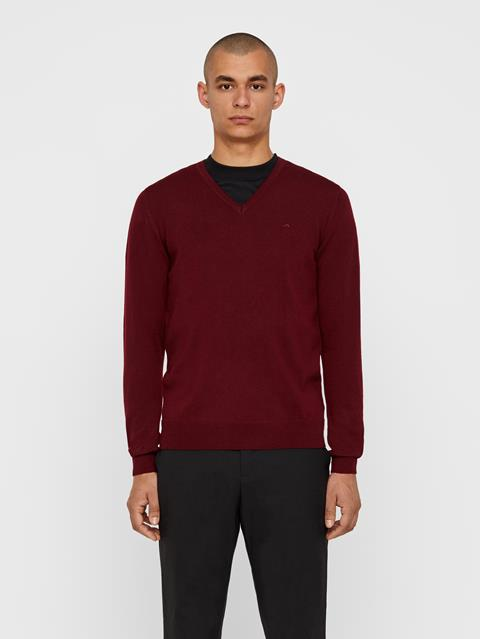 Mens Lymann Sweater Dark Mocca