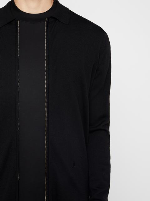 Mens Nyle Sweater Black