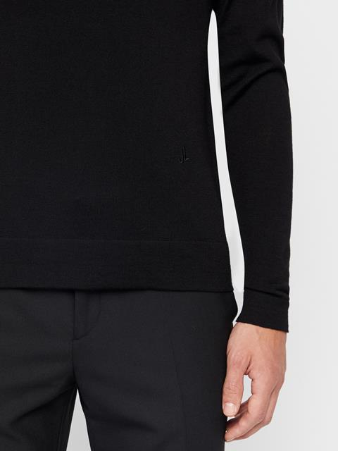 Mens Newman Sweater Black