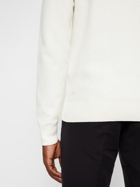 Mens Arthur Sweater Cloud White