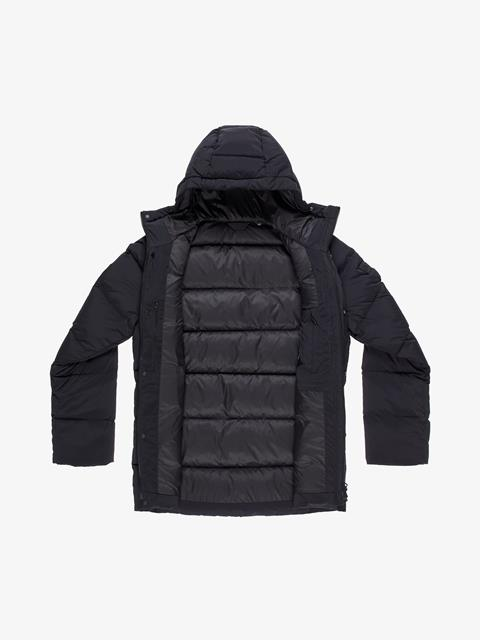 Mens Barry Down Jacket Black