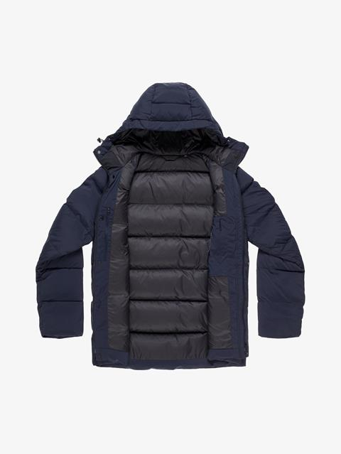 Mens Barry Down Jacket JL Navy