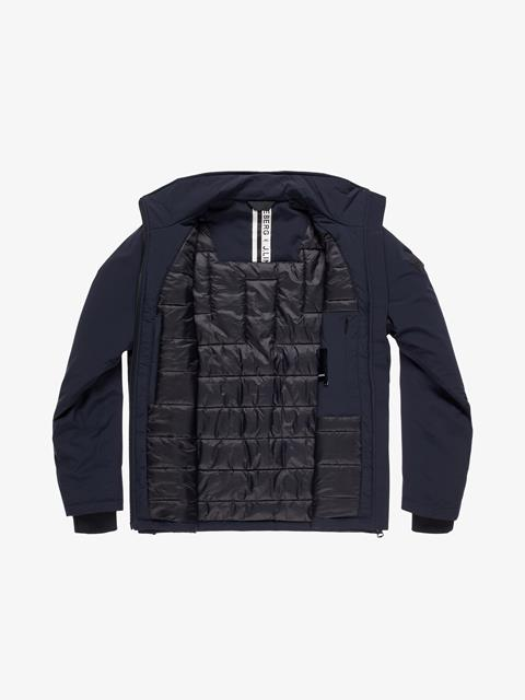 Mens Josh Active Jacket JL Navy