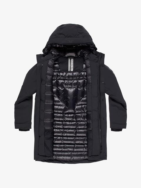 Mens Mats Active Parka Black