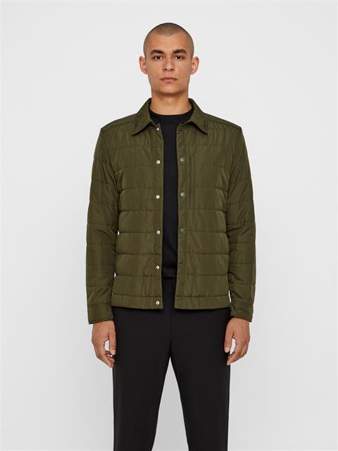Mens Dolph Gravity Jacket Forest Green