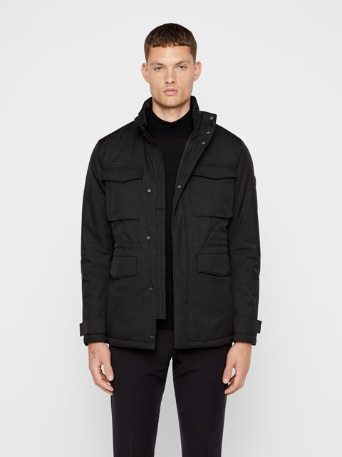 Mens Tracer Tech Jacket Black