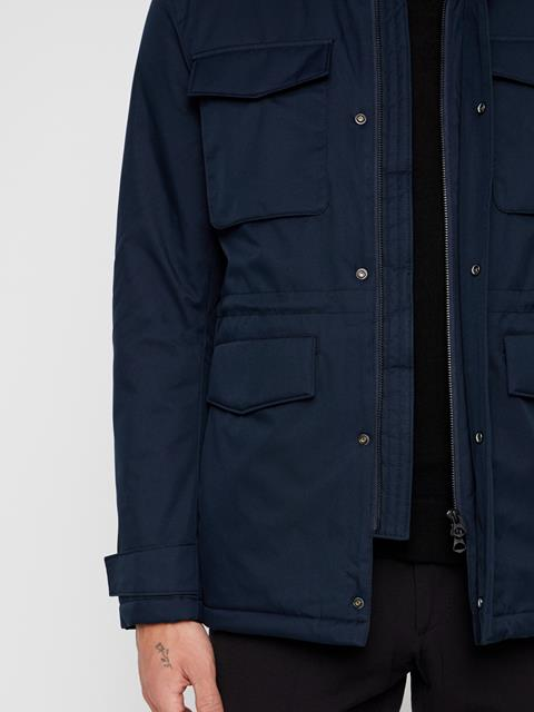 Mens Tracer Tech Jacket JL Navy