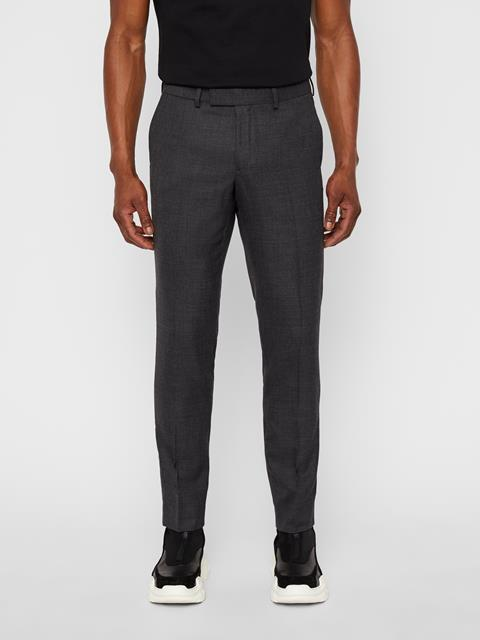 Mens Grant Combat Pants Dark Grey Melange
