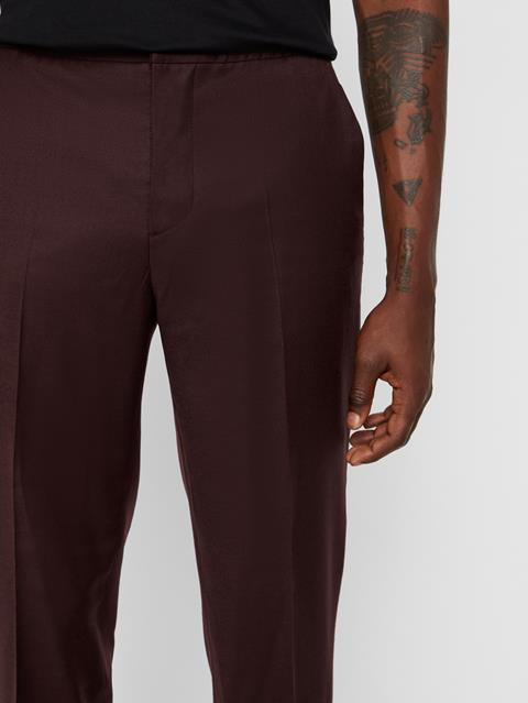 Mens Sasha Flannel Pants Dark Mocca