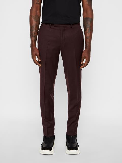 Mens Grant Flannel Pants Dark Mocca