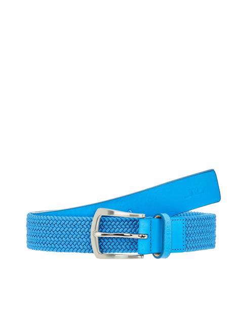 Mens Caspian Braided Elastic Belt Fancy