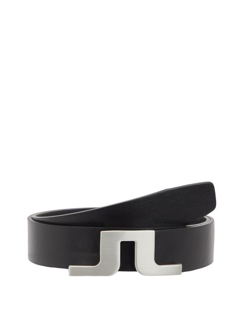 Mens Bridger Pro Leather Belt Black
