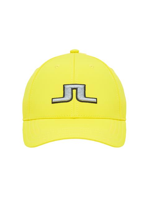Mens Angus Tech Stretch Cap Banging Yellow