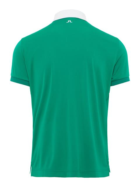 Mens Lucas TX Jersey Polo Golf Green