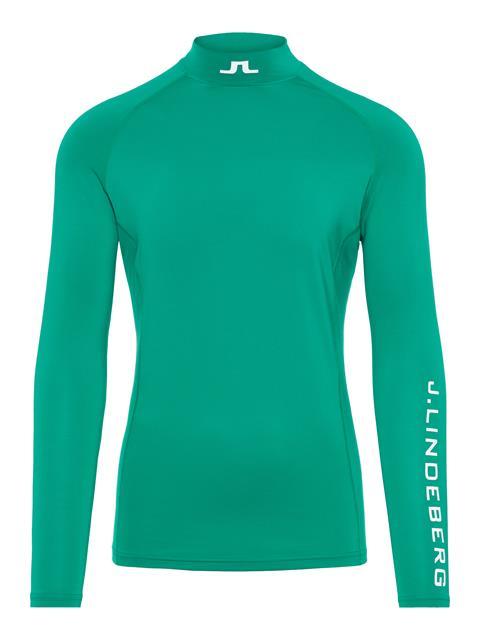 Mens Aello Compression Layer Golf Green