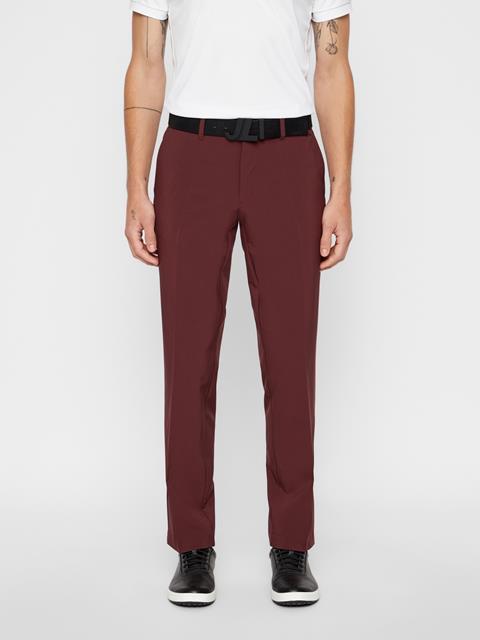 Mens Ellott Micro Stretch Pants Dark Mocca