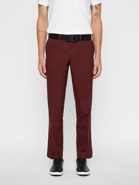Mens Elof Reg Light Poly Pant Dark Mocca