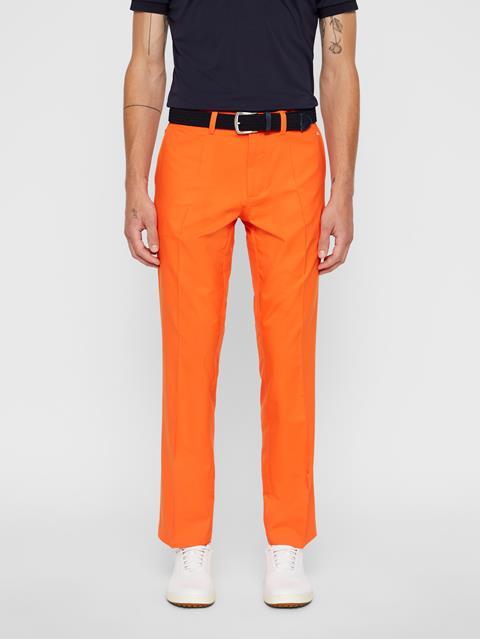 Mens Elof Reg Light Poly Pant Juicy Orange