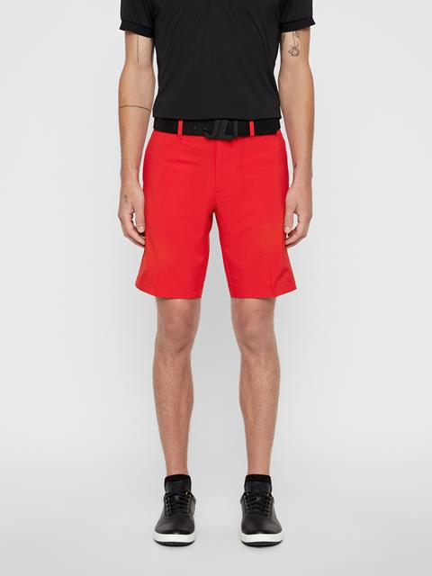 Mens Eloy Micro Stretch Shorts Racing Red