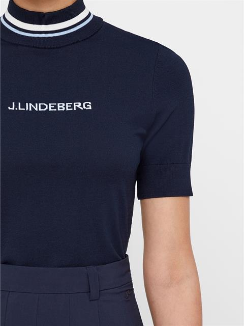Womens Selma Sweater JL Navy
