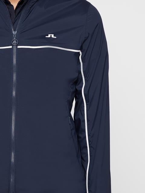 Womens Abigail Wind Pro Jacket JL Navy