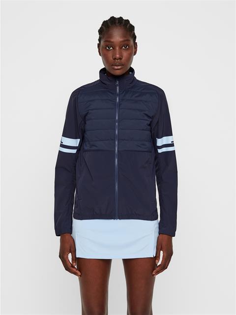 Womens Nicole Lux Softshell Jacket JL Navy