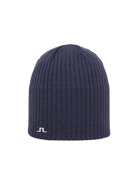 Mens Achieve Wool Hat JL Navy
