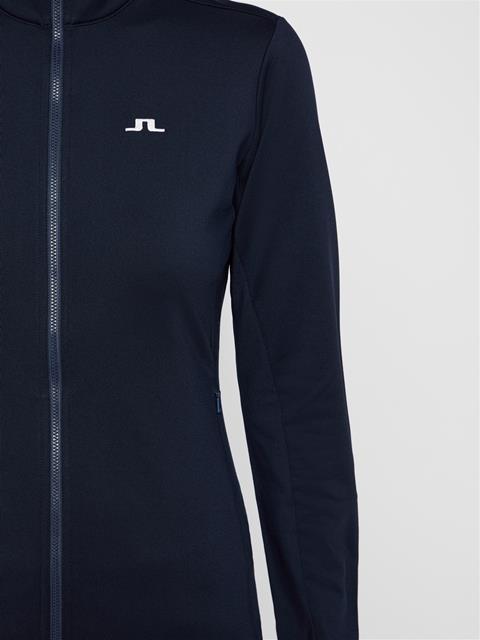Womens Truuli Light Peached Mid-Jacket JL Navy