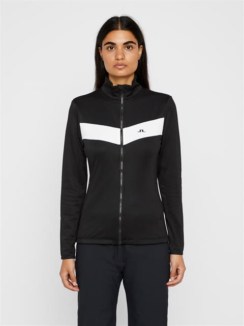 Womens Russel TX Mid-Jacket Black