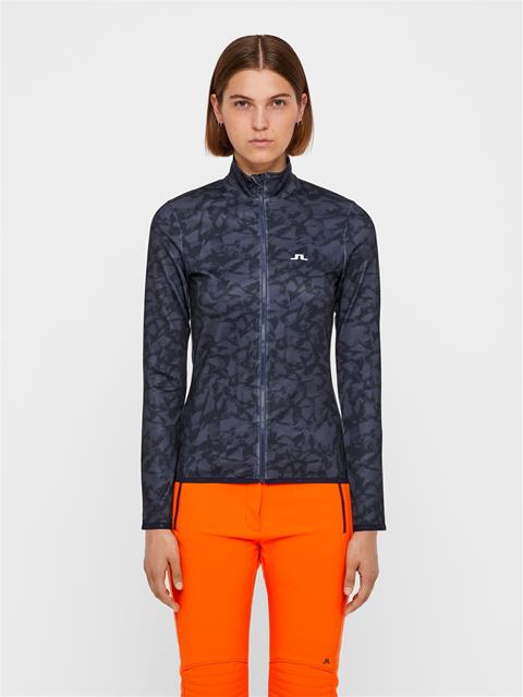 Womens Kimball Printed Midlayer Icelayers