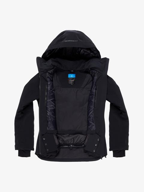 Womens Watson Dermizax EV 2-Layer Jacket Black