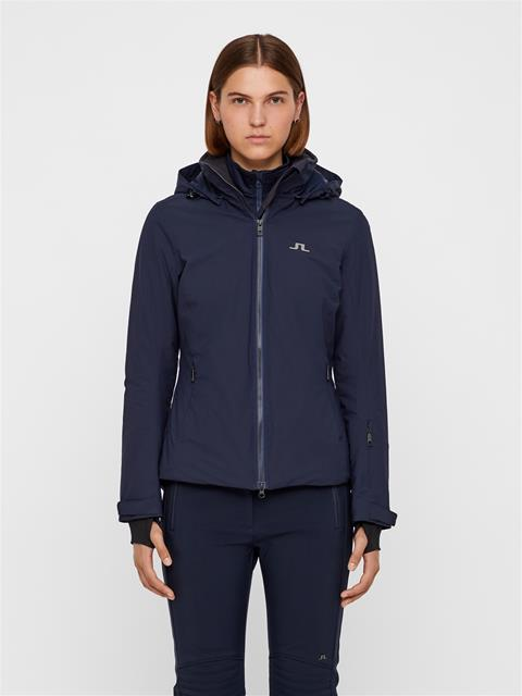 Womens Truuli 2-Layer Jacket JL Navy